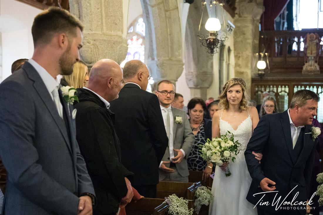Tim Woolcock photography - Cornish Wedding Photographer