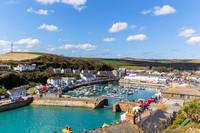 Porthleven, Cornwall, England
